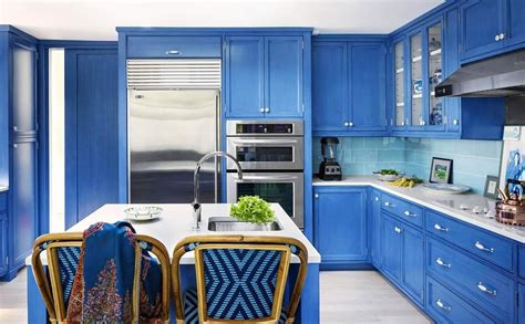 pin  nalini worlikar  kitchen accessories blue