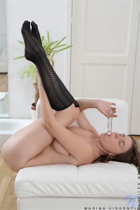 marina visconti nubiles nude horny and masturbating