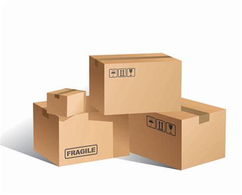 cardboard box layout print vector 2 cardboard boxes blank vector free vector 4vector