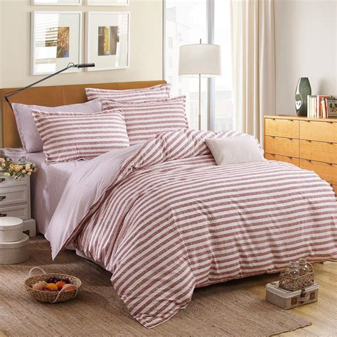 Soft Bed Sets 4pcs Bohemian Bedding Set Soft Polyester Bed Linen Duvet Cover Pillowcases Bed Sheet Sets Home