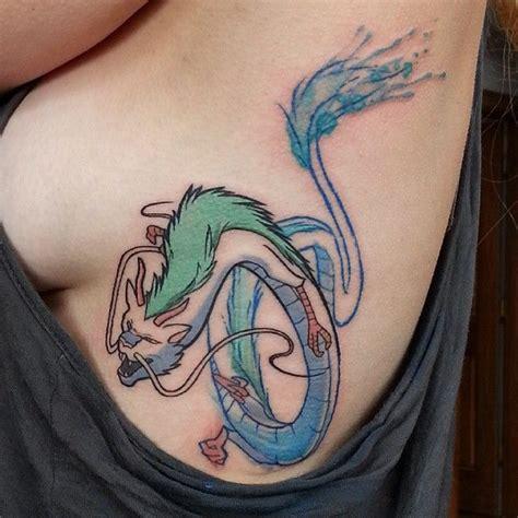 denton tattoo spirited away by denton ink holes