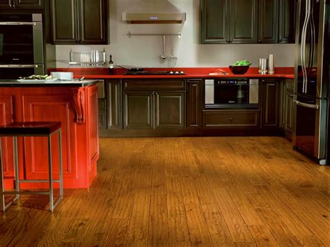 awesome varnished wood flooring in white kitchen themed oak hardwood flooring in kitchen wood kitchen flooring