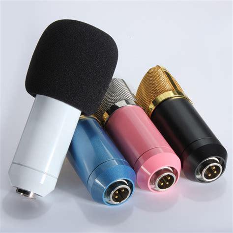 microphone studio untuk hp nikmati sensasi menyanyi