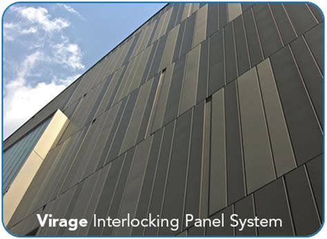 Architectural Metal Roof Panels - bunting architectural metals products