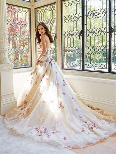 Jacket Brokat Huanzhu Soft Blue tolli wedding dresses 2014 collection modwedding