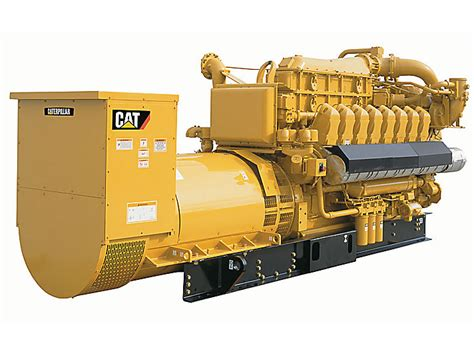 cat gas generators natural gas generators caterpillar