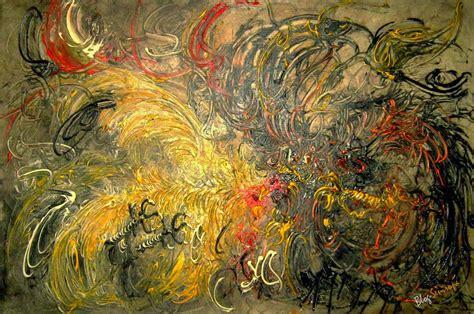 Lukisan Afandi 36 karya lukisan affandi part 1 seni rupa