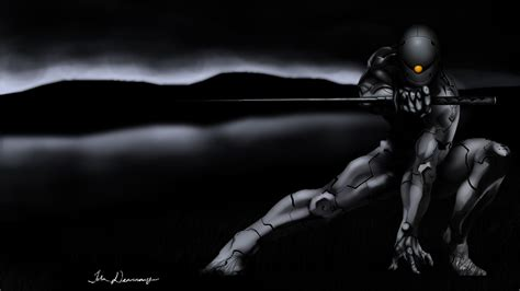 Grey Ninja Wallpaper | video game gallery wallpaper avatars more