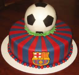 eat cake barcelona football