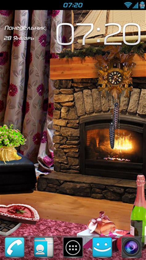 chimenea romantica descargar fireplace para android gratis el fondo