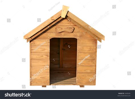 smalldog with wooden dog s house stock image image 30902231 a wooden dog house stock photo 2445630 shutterstock
