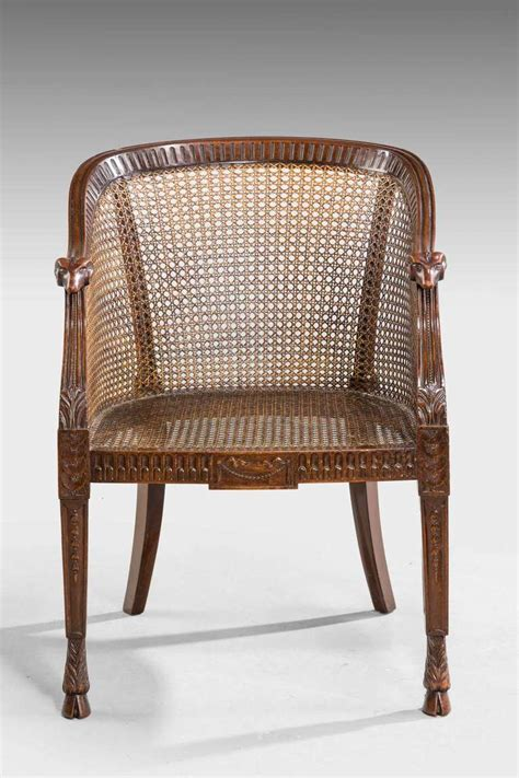 Bergere Armchair by Late 19th Century Bergere Armchair At 1stdibs