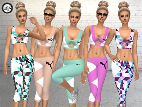 sims 4 clothing for females sims 4 updates sport outfit at btb sims martyp 187 sims 4 updates