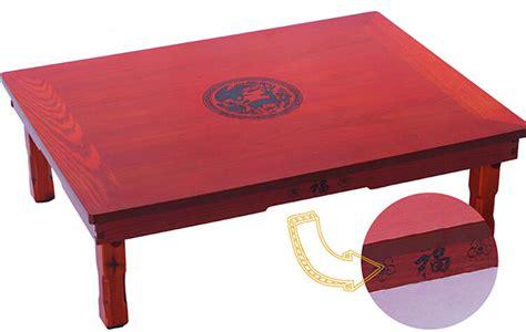 Korean Table Legs Foldable Rectangle 70 50cm Living Room Korean Coffee Table
