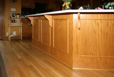 Oak Corbels For Granite Countertops by Brookfield Kitchen 171 Wooden Thumb Remodeling