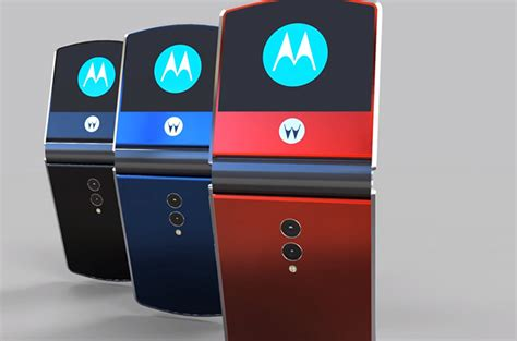 Motorola Razr V4 motorola razr v4 the legend reborns with 6gb ram and