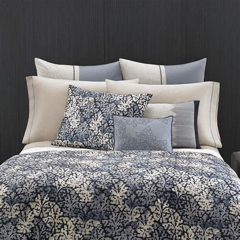 vera wang botanical duvet set from beddingstyle com