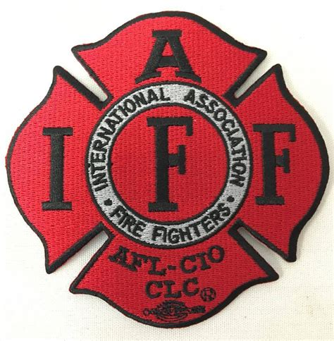 Black Patches iaff black patch