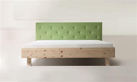 futonbett zirbe betten aus massivholz zirbenbett futonbett bettgestell