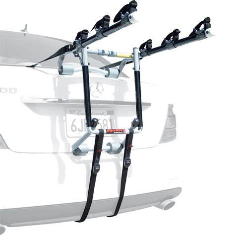 Allen Racks by Allen S103 Premium 3 Bike Trunk Car Rack Modern Bike