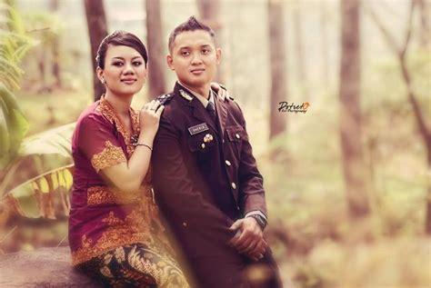 Wedding Polisi by Outdoor Tni Polri Inspirasi Foto Prewedding