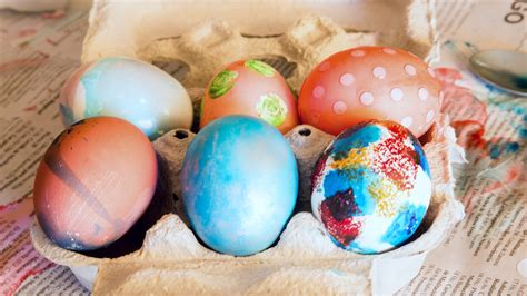 how to color easter eggs 4 ways to dye eggs for easter wikihow
