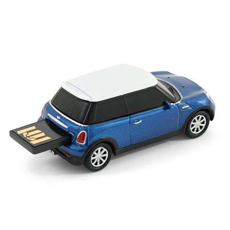 Mini Cooper Usb Stick by Official Bmw Mini Cooper S Car Usb Memory Stick 8gb Blue
