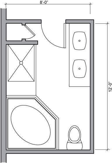 small bathroom blueprints master bathroom floor plans bathroom floor plans