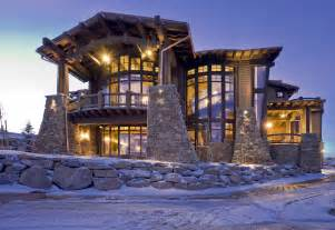 dreams homes ski magazine dream home midway construction