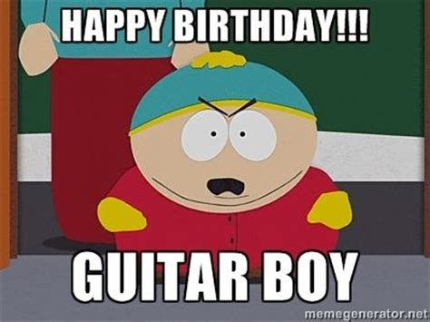 Funny Birthday Meme Generator - 17 best images about south park on pinterest cesar