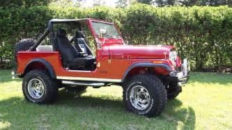 classic auto series 1983 jeep cj7 on vimeo