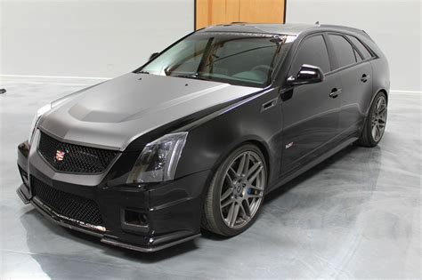 Cadillac Ctsv Wagon For Sale by A 675hp Cadillac Cts V Wagon Cars For Sale