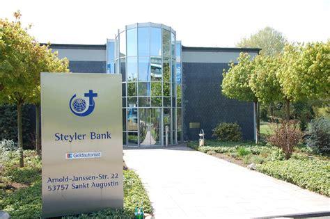 steyler bank steyler mission deutschland i
