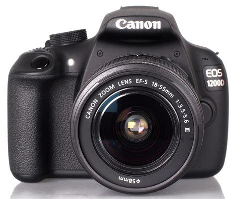 Kamera Canon Dslr Eos 1200d canon eos 1200d 4