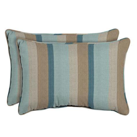 home decorators outdoor pillows home decorators collection sunbrella gateway mist