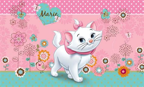 Animal Wall Murals disney aristocats marie wall paper mural buy at europosters