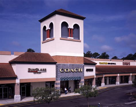 Mattress Stores In St Augustine Fl by St Augustine Premium Outlets At 2700 State Road 16