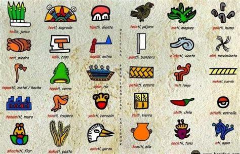 imagenes aztecas significado me interesa mas en imagenes glifos aztecas y su