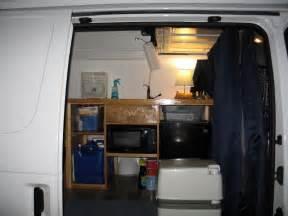 Freestanding Utility Shelf Plans by Cargo Van To Camper Van Tinycamper S Blog