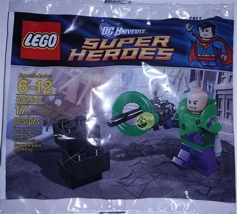 complete list of all lego marvel and dc polybags with minifigures minifigure price
