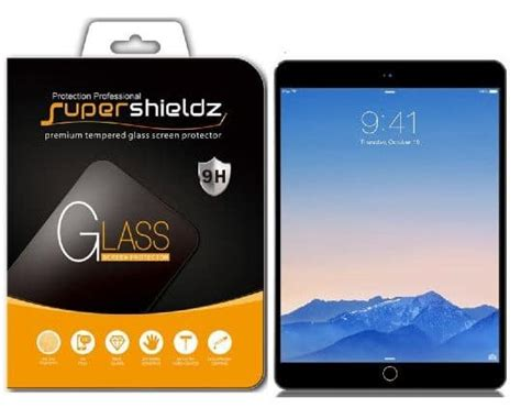 Tempered Glass Pro 9 7 Clear best pro 9 7 screen protectors tempered