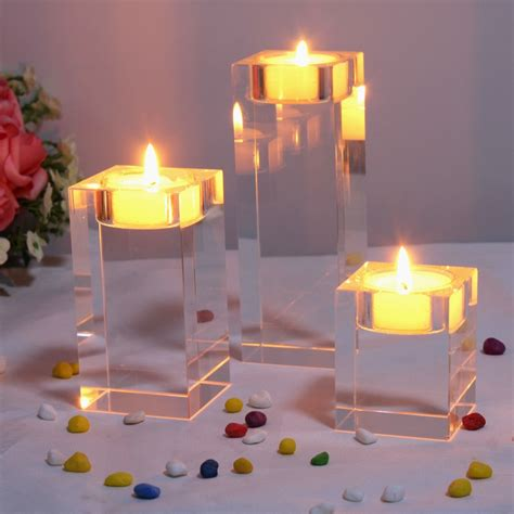 candle holder candle wedding decoration home decoration