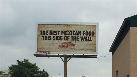hacienda restaurant south bend indiana new hacienda billboard sparks controversy with la casa de