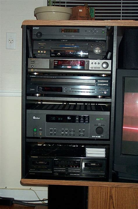 home stereo equipment gallery