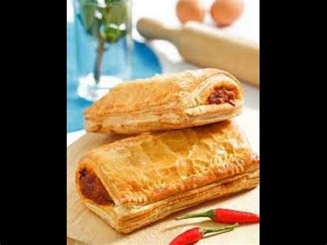 Vegi Puff Vegetable Puffs From Puff Pastry Sheets Vegetable