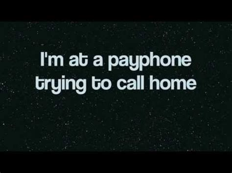 payphone lyrics by maroon 5 ft wiz khalifa hq payphone