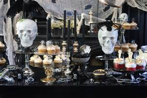 Centerpiece Ideas For Christmas Table - halloween dessert buffet heather christo