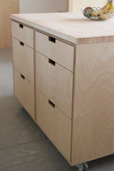 Plywood Kitchens   Sustainable Kitchens