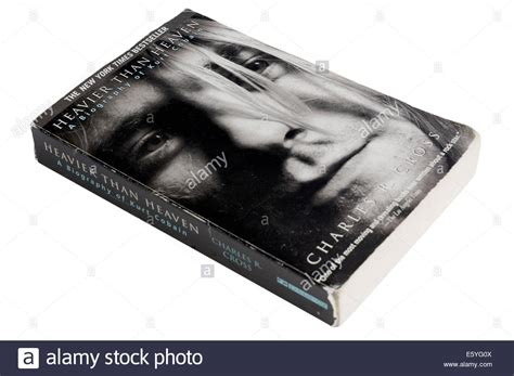 kurt cobain biography heavier than heaven heavier than heaven a biography of kurt cobain by charles