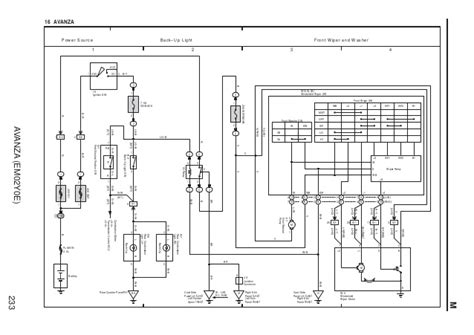 wiring diagram avanza vvti 28 images avanza wiring